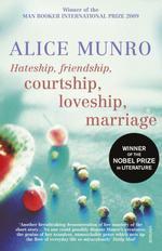 Vente Livre Numérique : Hateship, Friendship, Courtship, Loveship, Marriage  - Alice Munro