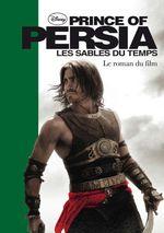Couverture de Prince of persia ; le roman du film