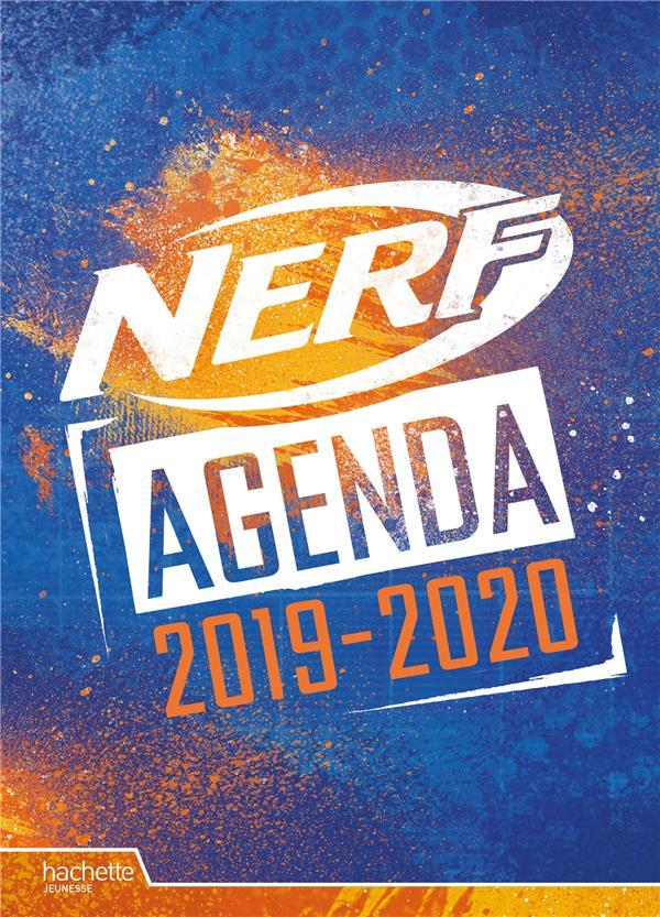 Nerf - agenda (édition 2019/2020)