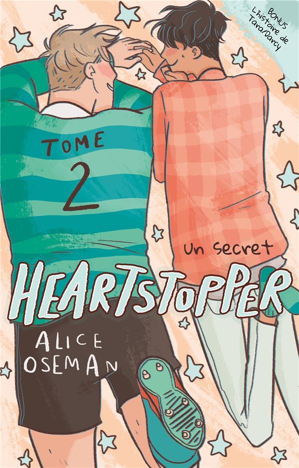Heartstopper t.2 ; un secret