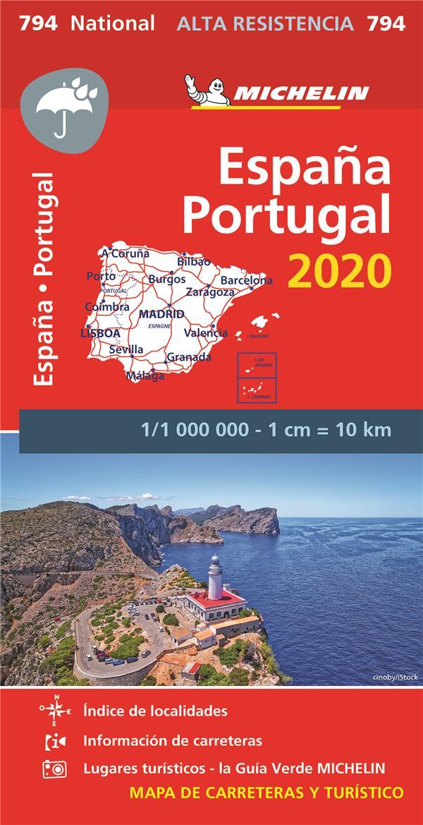 ESPANA, PORTUGAL 2020 - ESPAGNE PORTUGAL 2020 - INDECHIRABLE