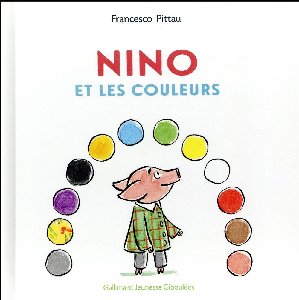 Nino et les couleurs