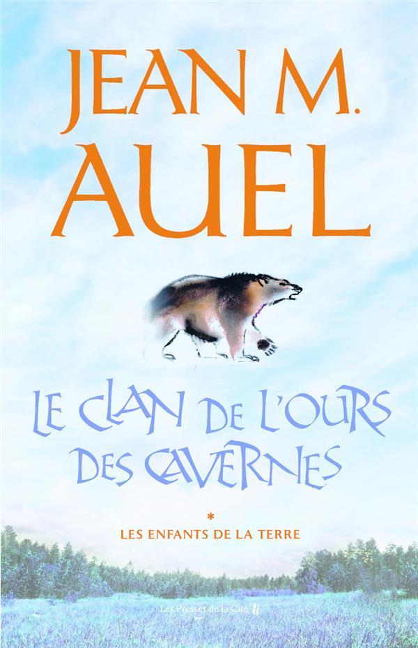 Les enfants de la terre T.1 ; le clan de l'ours des cavernes