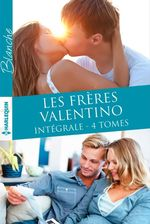 Vente Livre Numérique : Les frères Valentino  - Tina Beckett - Amalie Berlin - Annie O'Neil - Amy Ruttan