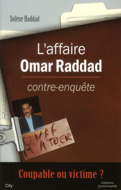 L'affaire Omar Raddad contre enquête
