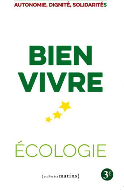 Bien-vivre ; écologie