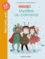 Vente Livre Numérique : Les enquêtes du CP, Tome 03  - Anne Rivière