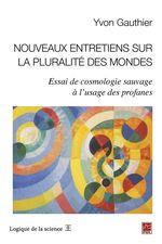 Vente EBooks : Nouveaux entretiens sur la pluralité des mondes  - Yvon, Gauthier,