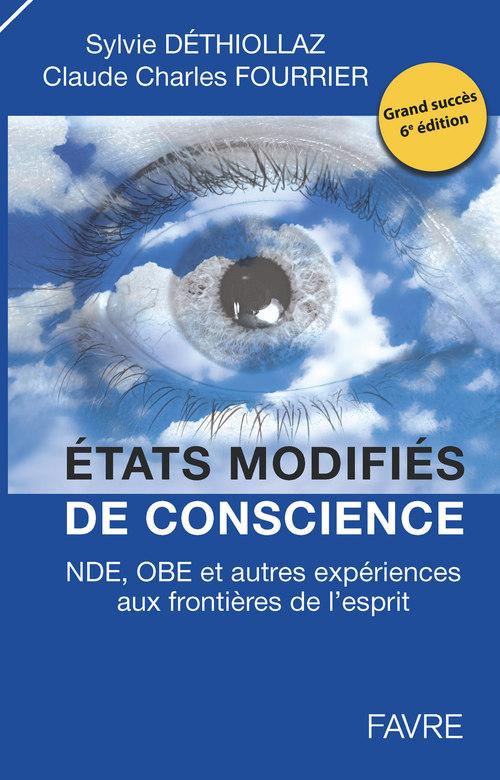 Vente EBooks : Etats modifiés de conscience  - Sylvie Déthiollaz  - Claude charles Fourrier