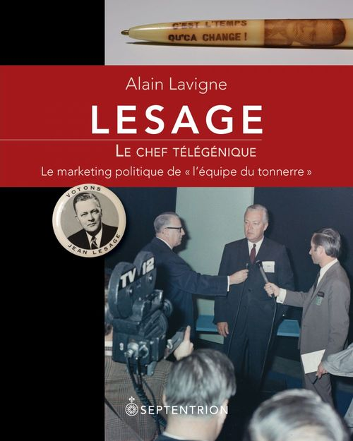 Lesage. le chef telegenique