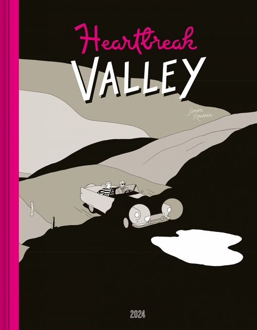 Heartbreak Valley  - Simon Roussin