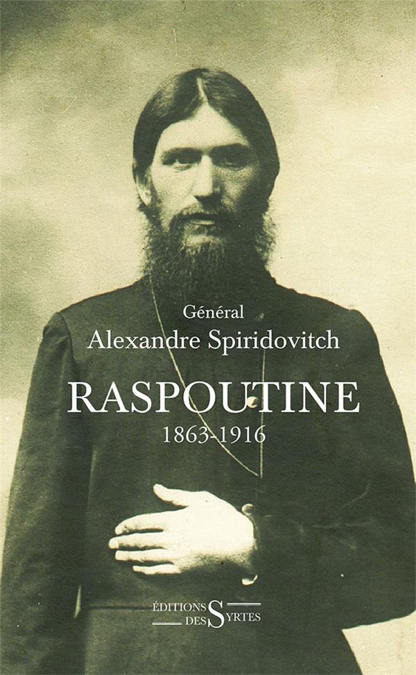 Raspoutine (1863-1916)