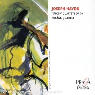 Erdody Quartets Op 76