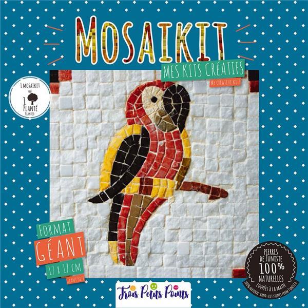 Mosaikit ; perroquet