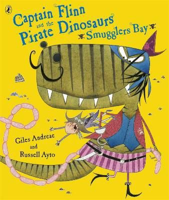 Captain Flinn and the pirate dinosaurs ; smugglers bay