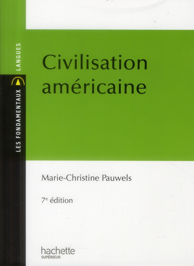 Civilisation Americaine