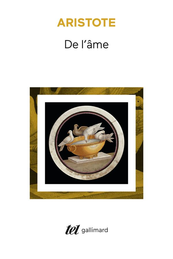 DE L'AME