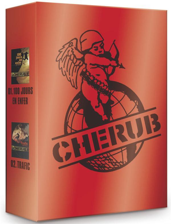 COFFRET CHERUB - 2V - 100 JOURS EN ENFER ET TRAFIC