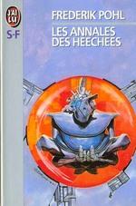 Couverture de Annales des heechees (les)