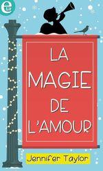Vente Livre Numérique : La magie de l'amour  - Jennifer Taylor