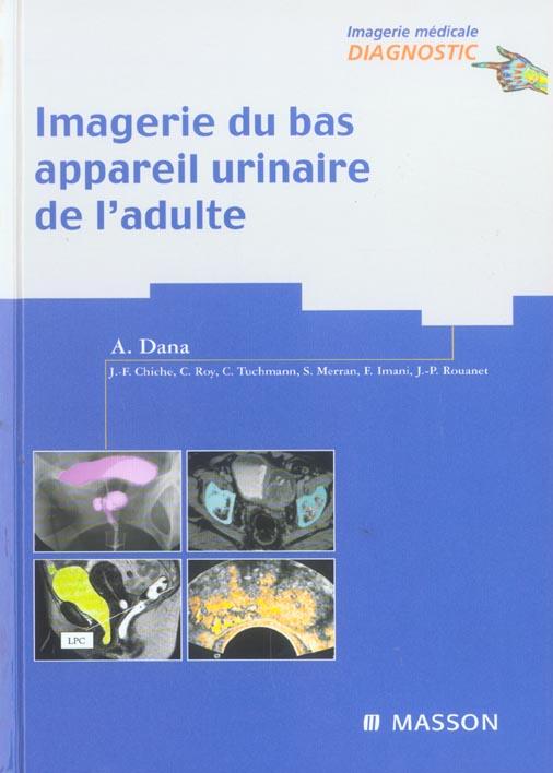 Imagerie Du Bas Appareil Urinaire De L'Adulte