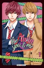 Vente Livre Numérique : Be-twin you and me T01  - Saki Aikawa