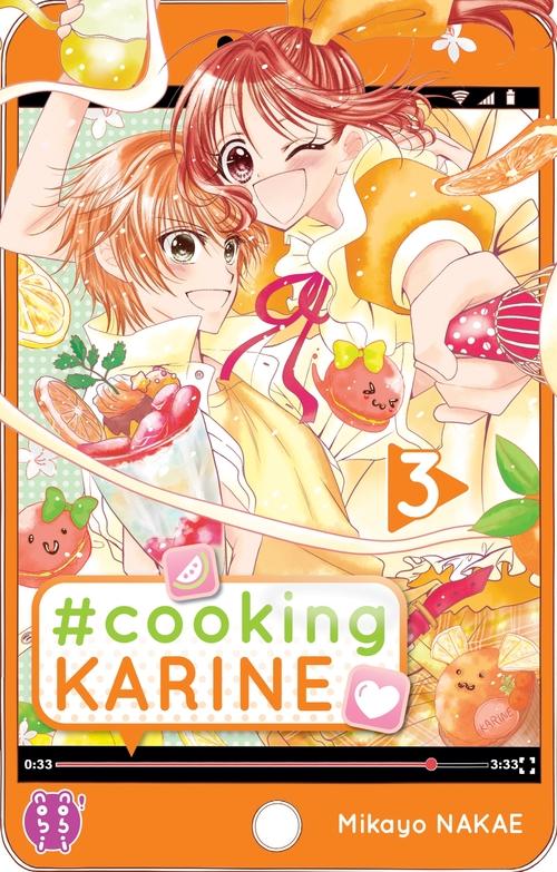 Vente EBooks : #cooking Karine T.3  - Mikayo Nakae