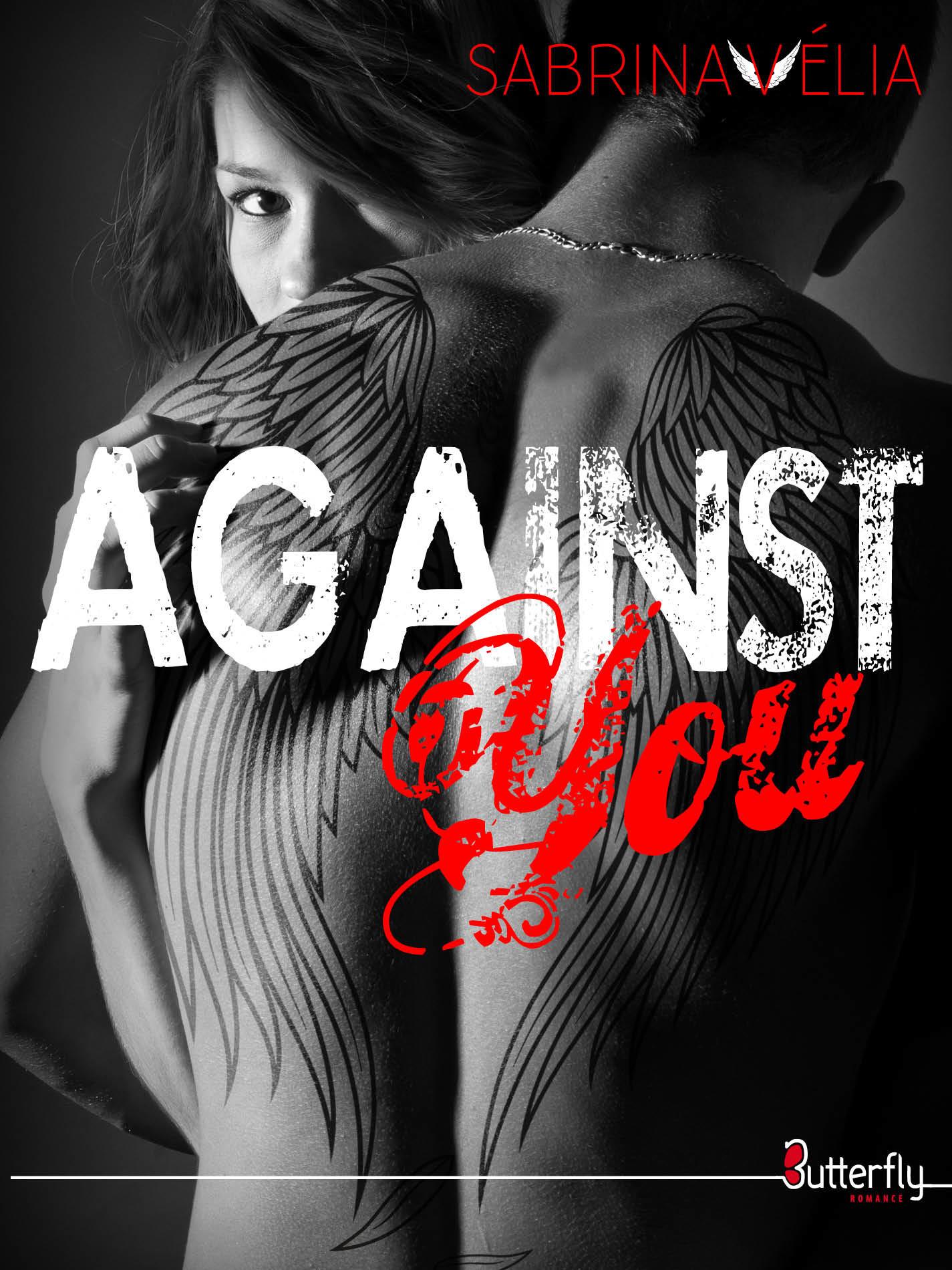 Against You  - Sabrina Vélia