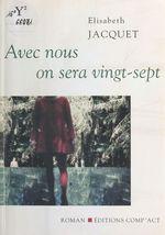 Vente Livre Numérique : Avec nous on sera vingt-sept  - Élisabeth Jacquet
