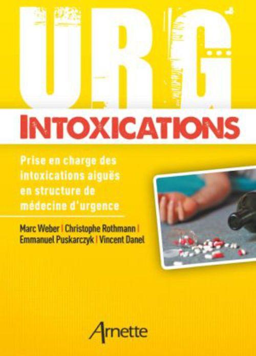 Urg' Intoxications