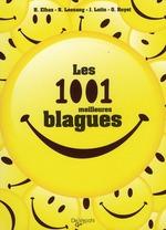Couverture de Les 1001 meilleures blagues