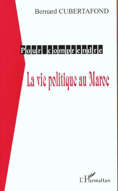 La Vie Politique Au Maroc