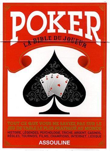 Poker, La Bible Du Joueur ; Coffret