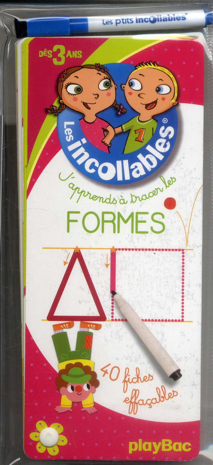 Les Incollables; Formes