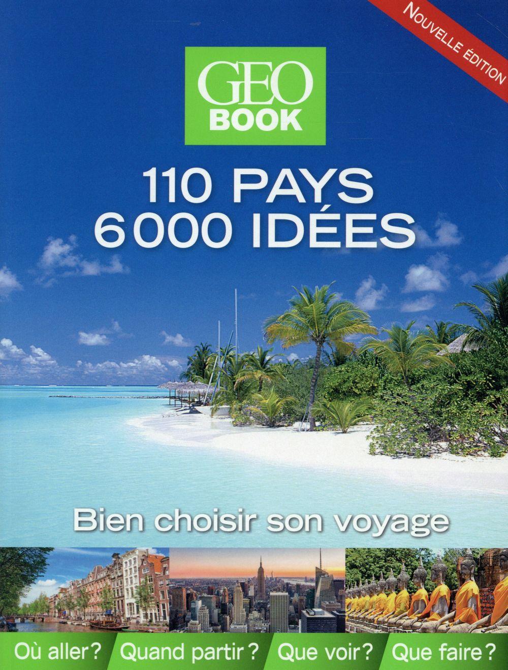 GEOBOOK ; 110 pays 6000 idées