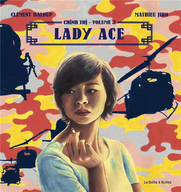 Chinh Tri t.3 ; Lady Ace