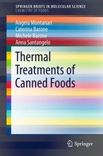 Thermal Treatments of Canned Foods  - Caterina Barone - Michele Barone - Anna Santangelo - Angela Montanari