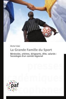 La grande famille du sport