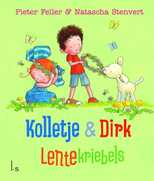 Lentekriebels - Pieter Feller, Natascha Stenvert - ebook