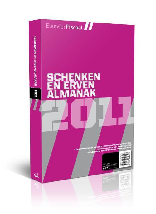 Elsevier schenken & erven almanak - 2011
