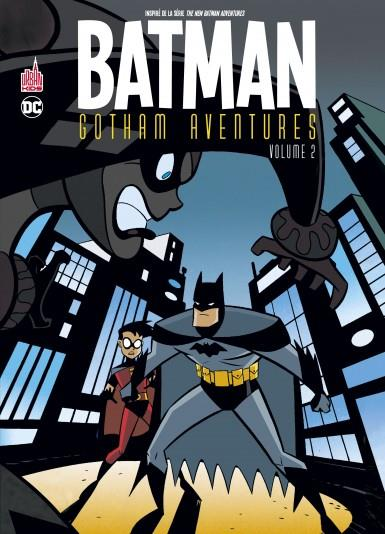 Batman - Gotham aventures T.2