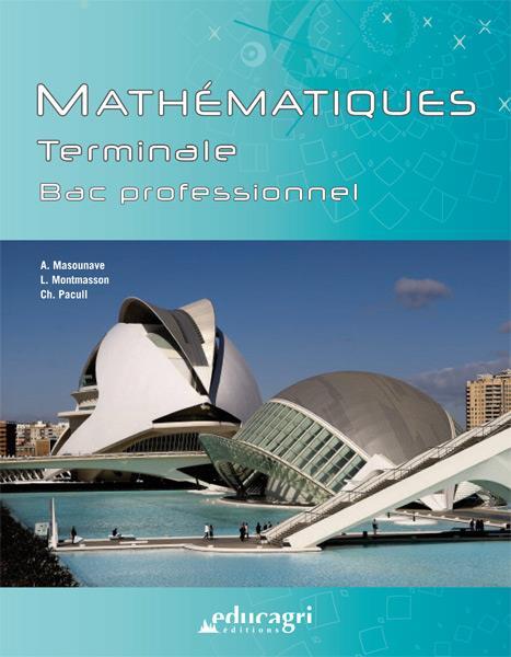 mathématiques ; bac professionnel ; terminale