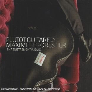 plutot guitare (enregistrement public)