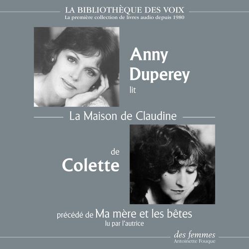 Vente AudioBook : La Maison de Claudine  - Colette