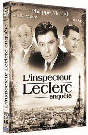L'Inspecteur Leclerc enquête - Volume 5