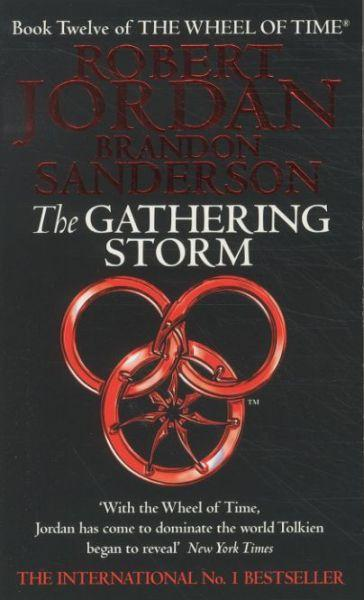 The Gathering Storm - The Wheel Of Time V.12