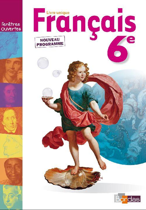 Fenetres Ouvertes 6e Manuel Francais 2009