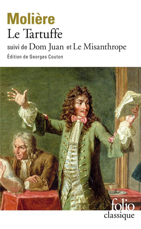 le tartuffe/dom juan/misanthrope