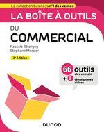 Vente Livre Numérique : La boîte à outils du Commercial - 3e éd.  - Pascale Bélorgey - Stéphane Mercier