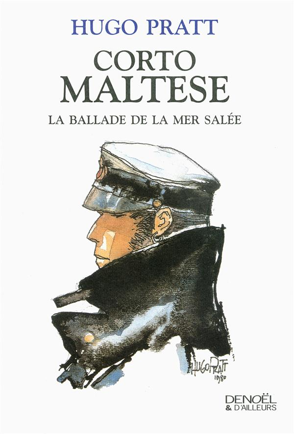 Corto Maltese ; la ballade de la mer salée